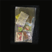 "6""x4""x12"" Gusseted Poly Bags"