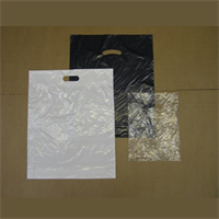 LOW DENSITY MERCHANDISE BAGS