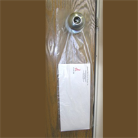 DOOR KNOB BAGS